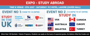 Expo - Study Abroad